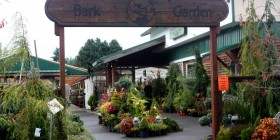 Bark and Garden Center Entrance